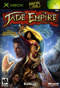 Jade Empire cover art