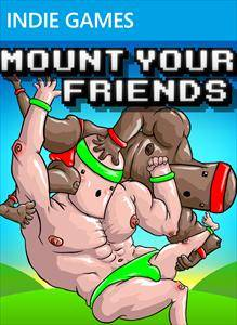 Mount Your Friends art
