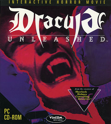 Box Art Image credit: https://en.wikipedia.org/wiki/Dracula_Unleashed#/media/File:Dracula_Unleashed.jpg