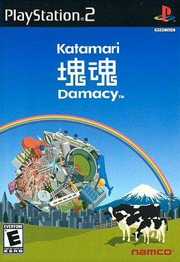 Katamari Damacy box