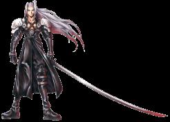 Sephiroth Image credit: http://finalfantasy.wikia.com/wiki/Sephiroth_(Final_Fantasy_VII))