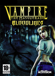 Vampire The_Masquerade Bloodlines cover art
