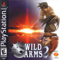 Cover Art Image Credit: https://en.wikipedia.org/wiki/Wild_Arms_2