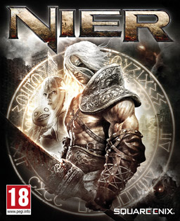Nier game box art