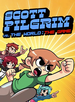 Scott pilgrim box art