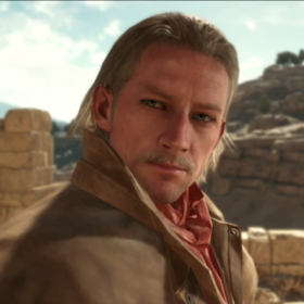 Ocelot in MGS5 Image credit: http://img2.wikia.nocookie.net/__cb20141223073430/metalgear/images/thumb/4/49/Ocelot%28PP%29.png/280px-Ocelot%28PP%29.png