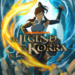 The Legend of Korra box art