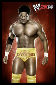 Darren Young Image credit: http://gaygamer.net/2013/08/darren-young-makes-his-video-game-debut/