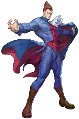 """Demitri Maximoff"" by Source (WP:NFCC#4). Licensed under Fair use via Wikipedia - https://en.wikipedia.org/wiki/File:Demitri_Maximoff.png#/media/File:Demitri_Maximoff.png"