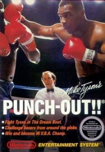 Box Art for Mike Tyson's Punch Out Image credit: http://nintendo.wikia.com/wiki/Mike_Tyson's_Punch-Out!!