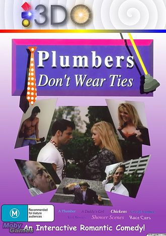 Box art Image credit https://en.wikipedia.org/wiki/Plumbers_Don%27t_Wear_Ties