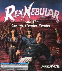 "Box Art Image Credit ""Rex Nebular cover"" by Source. Licensed under Fair use via Wikipedia - https://en.wikipedia.org/wiki/File:Rex_Nebular_cover.jpg#/media/File:Rex_Nebular_cover.jpg"