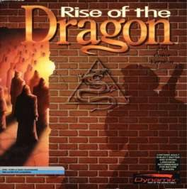 Cover Art Image credit https://en.wikipedia.org/wiki/Rise_of_the_Dragon#/media/File:Rise_of_the_Dragon_Game_Cover.JPG