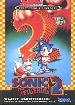 """Sonic2 European Box"". Licensed under Fair use via Wikipedia - https://en.wikipedia.org/wiki/File:Sonic2_European_Box.jpg#/media/File:Sonic2_European_Box.jpg"