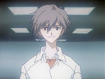 Kaworu (from animated series) Image credit https://en.wikipedia.org/wiki/Kaworu_Nagisa#/media/File:Eva24DC_Kaworu.jpg