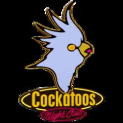 Cockatoos Logo Image credit http://gta.wikia.com/wiki/Cockatoos?file=Cockatoos-GTAV-Logo.png