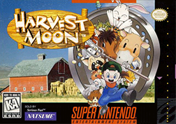"""Harvest Moon Coverart"" by Source. Licensed under Fair use via Wikipedia - https://en.wikipedia.org/wiki/File:Harvest_Moon_Coverart.png#/media/File:Harvest_Moon_Coverart.png"