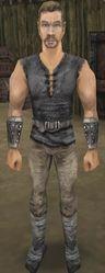 Nameless Hero. Image credit http://gothicworld.wikia.com/wiki/Nameless_Hero?file=Nameless_Hero.JPG