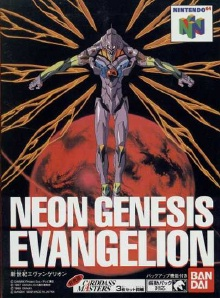 Box Art Image credit https://en.wikipedia.org/wiki/Neon_Genesis_Evangelion_(video_game)#/media/File:Neon_Genesis_Evangelion_64_Game_Box.jpg