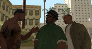 OG Loc Mission in Grand Theft Auto: San Andreas | LGBTQ