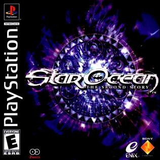 """Star Ocean Second Story"". Licensed under Fair use via Wikipedia - https://en.wikipedia.org/wiki/File:Star_Ocean_Second_Story.jpg#/media/File:Star_Ocean_Second_Story.jpg"