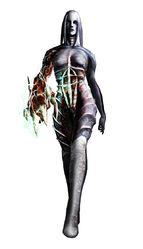 Tyrant Morpheus Image credit http://residentevil.wikia.com/wiki/Morpheus_D._Duvall?file=Tyrant_T-092.jpg
