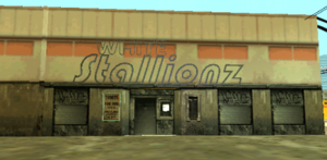 White Stallionz Bar Image credit http://gta.wikia.com/wiki/White_Stallionz_Bar?file=White-Stallionz-Bar.png