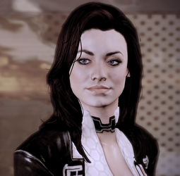 Miranda Lawson. Image credit http://vignette2.wikia.nocookie.net/masseffect/images/a/ac/Miranda_Character_Box.png/revision/latest/scale-to-width-down/255?cb=20100427194235
