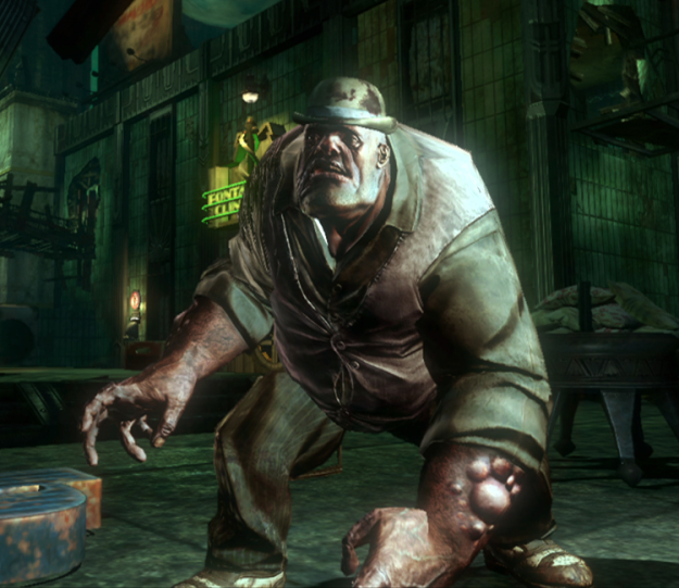 Image credit Citations: 1.Brute. (n.d.). Retrieved from http://bioshock.wikia.com/wiki/Brute