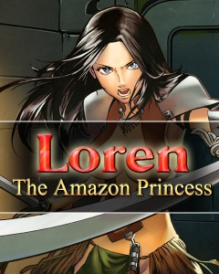 Loren: The Amazon Princess