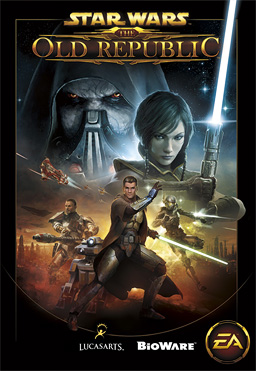 """Star Wars- The Old Republic cover"" by Source. Licensed under Fair use via Wikipedia - https://en.wikipedia.org/wiki/File:Star_Wars-_The_Old_Republic_cover.jpg#/media/File:Star_Wars-_The_Old_Republic_cover.jpg"