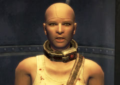 Image credit http://fallout.wikia.com/wiki/Christine_Royce?file=Christine_DM.jpg