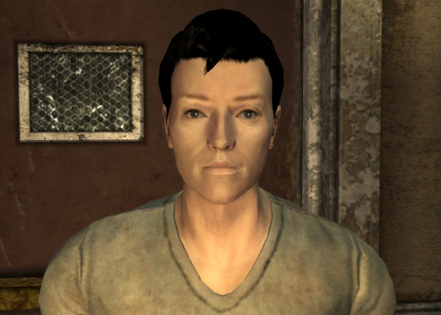 Image credit http://vignette3.wikia.nocookie.net/fallout/images/a/a6/Sergio.jpg/revision/latest?cb=20110204175937