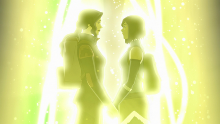 Image of Korra (right) and Asami, image credit: http://vignette2.wikia.nocookie.net/avatar/images/8/84/Asami_and_Korra_holding_hands.png/revision/latest?cb=20141220231103