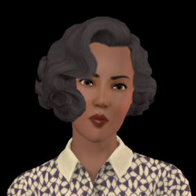 Audrey, Image credit: http://sims.wikia.com/wiki/Audrey_Shear?file=Audrey_Shear.png