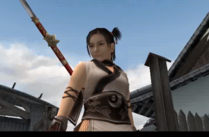 Female Mifune, screenshot from: https://www.youtube.com/watch?v=GrjBRY5Ek5k