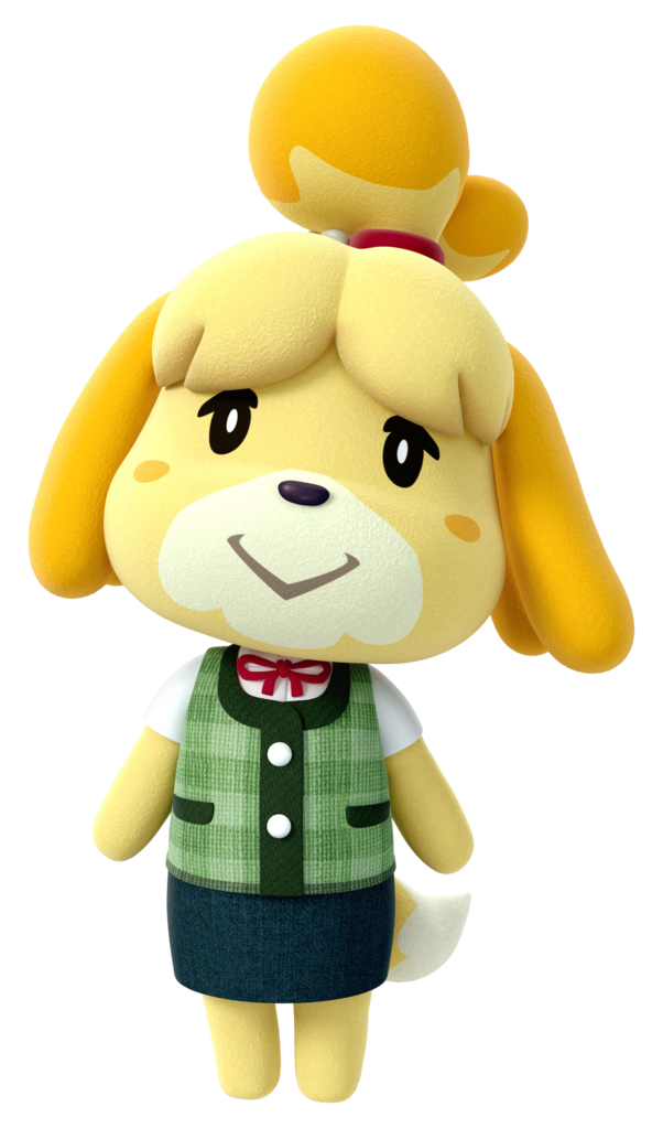 Isabelle In Animal Crossing New Leaf Lgbtq Video Game Archive