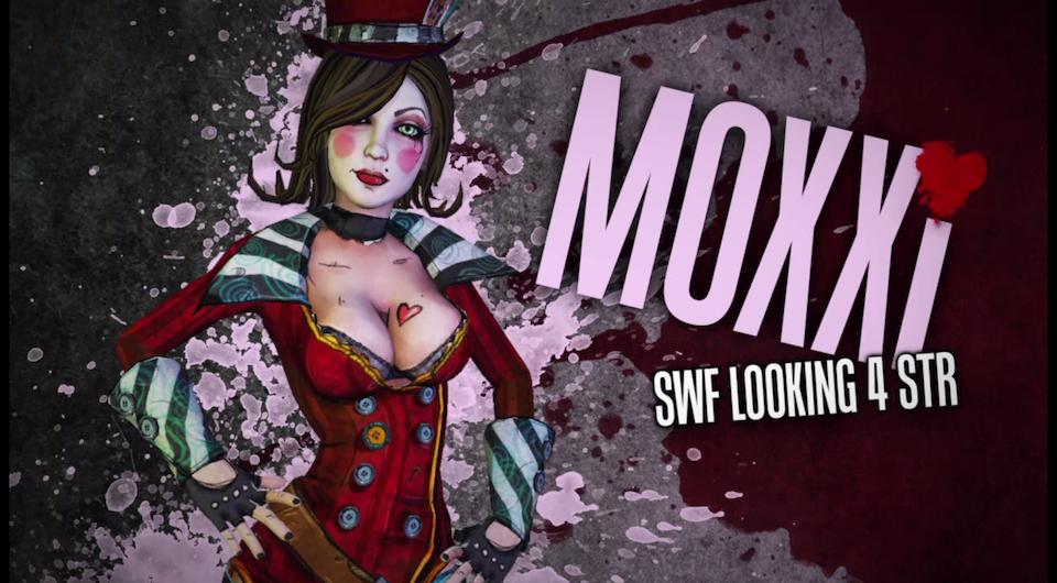 Mad Moxxi in Borderlands | LGBTQ Video Game Archive